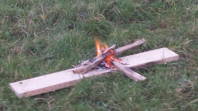 Testing our firestarting